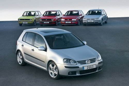 Volkswagen-Golf 5