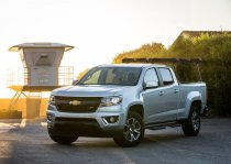 Chevrolet Colorado ТО