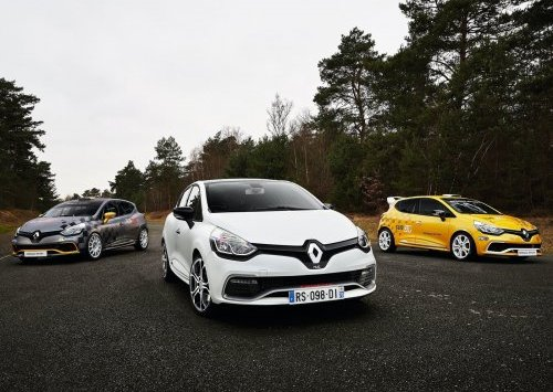 Renault-Clio RS
