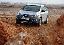 Seat Altea Freetrack ТО