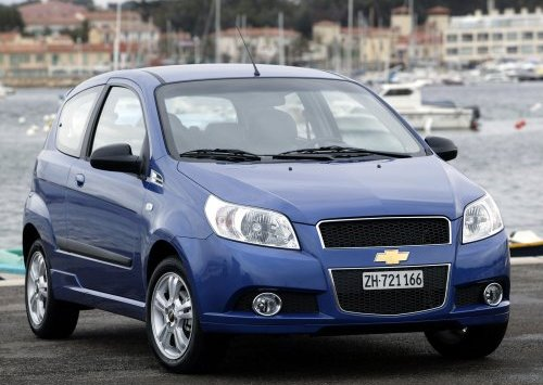 Chevrolet-Aveo 2 Facelift