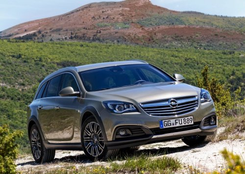 Opel Insignia Country Tourer ремонт Харьков