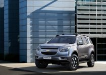 Chevrolet Trailblazer ТО