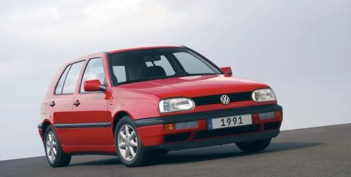 Volkswagen-Golf 3