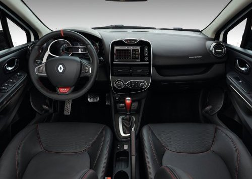 Renault-Clio interior RS