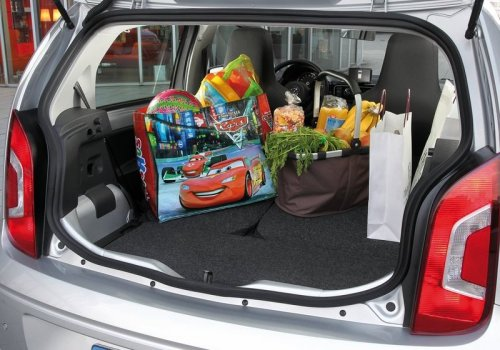 Volkswagen up trunk